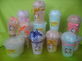 Gula Kapas & Popcorn untuk Cenderahati Goodies Majlis Anda..