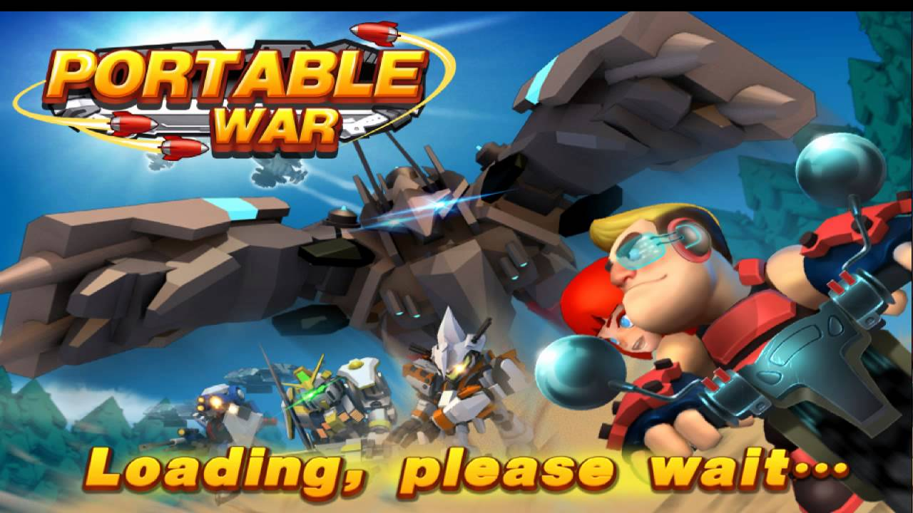 Portable War Gameplay IOS / Android