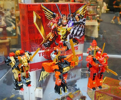 Hasbro Transformers Deluxe Predaking King Set - Amazon.com Exclusive