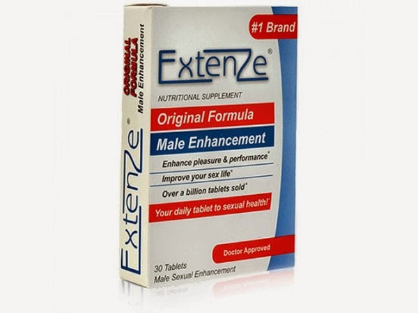 Extenze Red And Black Pill Directions