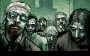 OBAMA Zombie Low Info Voters