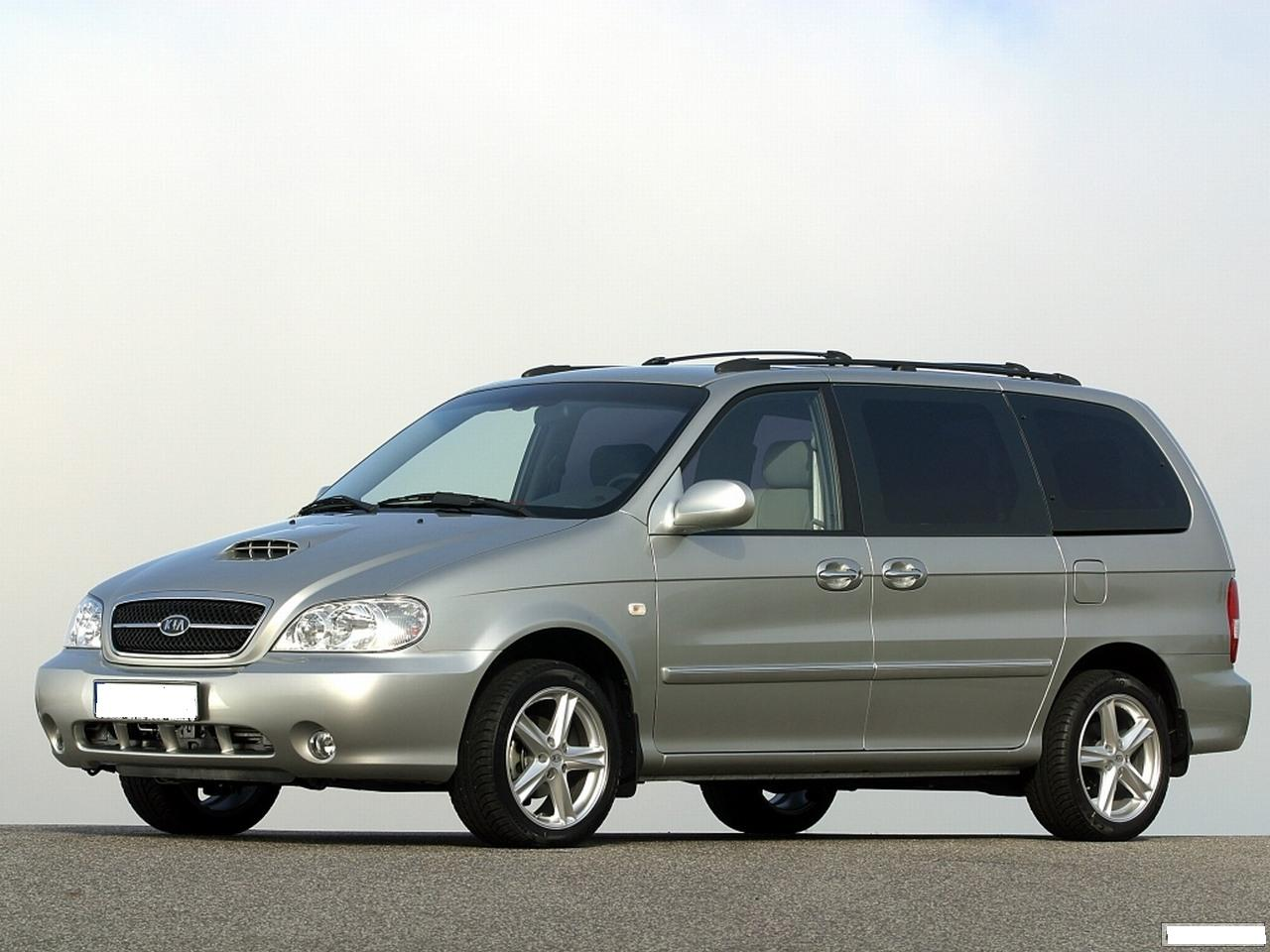 Kia Carnival Review Cars And Bikes Wallpapers