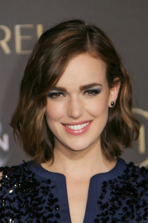 Celebrity Hairstyles For Spring 2015
