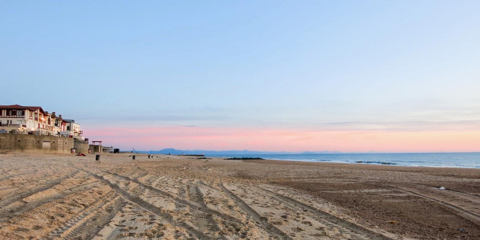 sunset,hossegor,hossegor surf club,la centrale