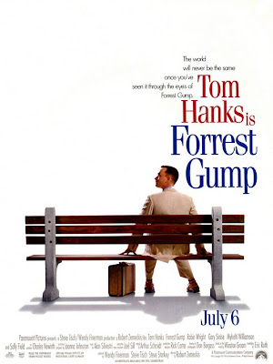 Watch Forrest Gump 1994 BRRip Hollywood Movie Online | Forrest Gump 1994 Hollywood Movie Poster