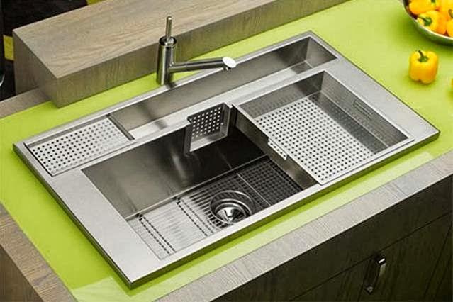 Modern Stainles Steel Sink