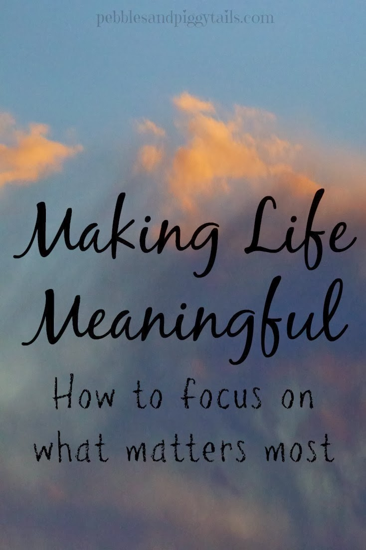 Meaningful Life Quotes Making Life Meaningful  Making Life Blissful