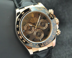 Rolex Daytona Everose Choco
