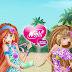 Nuevo fondo de pantalla oficial Winx Club estilo Caribeño 6ª temporada