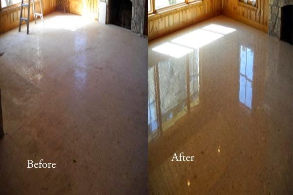 أحسن وصفة لتنظيف الأرضية من الأوساخ و الدهون
