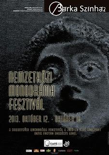 Nemzetközi Monodráma Fesztivál 2013