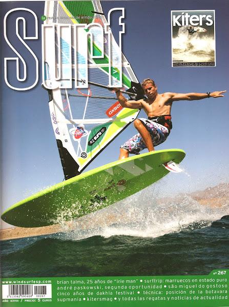 Eric Sanllehy windsurf Arinaga