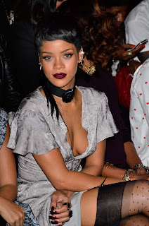 Rihanna Pictures at the Opening Ceremony Fashion Show in New York ~ Celebs Next