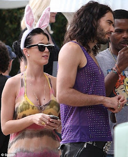 Celebrity Easter with Katy Perry!
