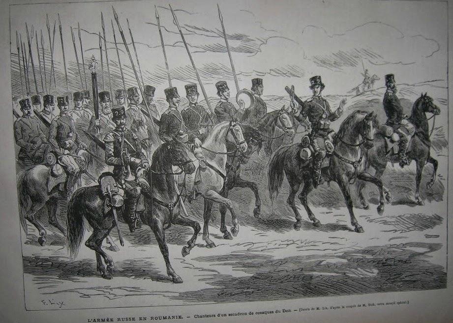 Armata rusa traverseaza Galatiul