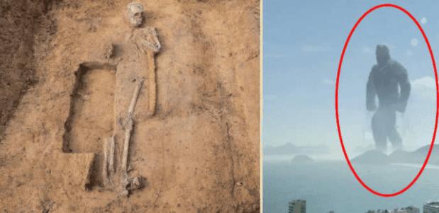 Ο Τάφος ενός γιγαντιαίου πολεμιστή του Μεσαίωνα ανακαλύφθηκε στη Γερμανία!