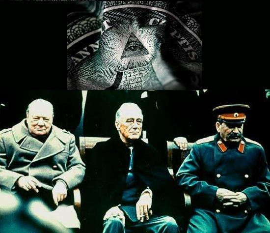 Signos que indican que los Illuminati orquestaron la 2guerra