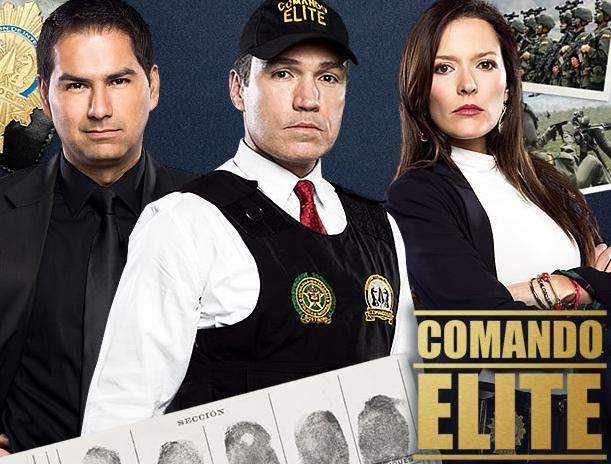 Colombia] ¨Comando Élite¨ estrena el martes en RCN