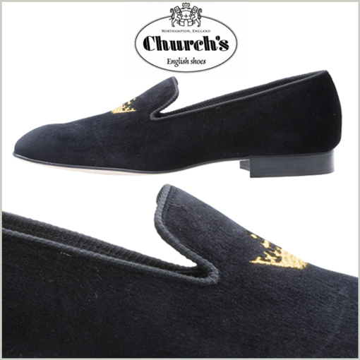CHURCH'S - SLIPPERS