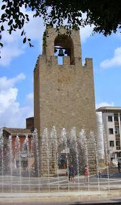 La torre di Mariano II o di S. Cristoforo