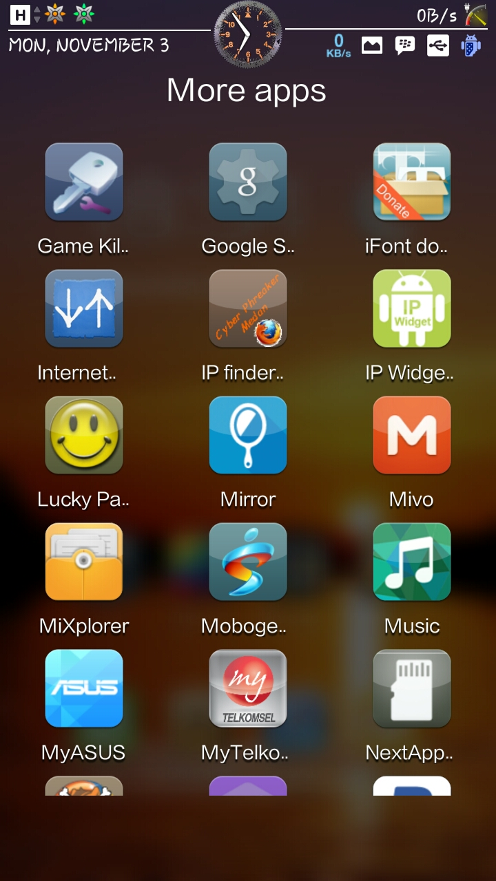 MIUI XPRESS LAUNCHER