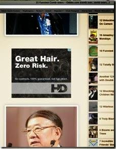 Iklan di atas: Dapatkan gaya rambut hebat anda!