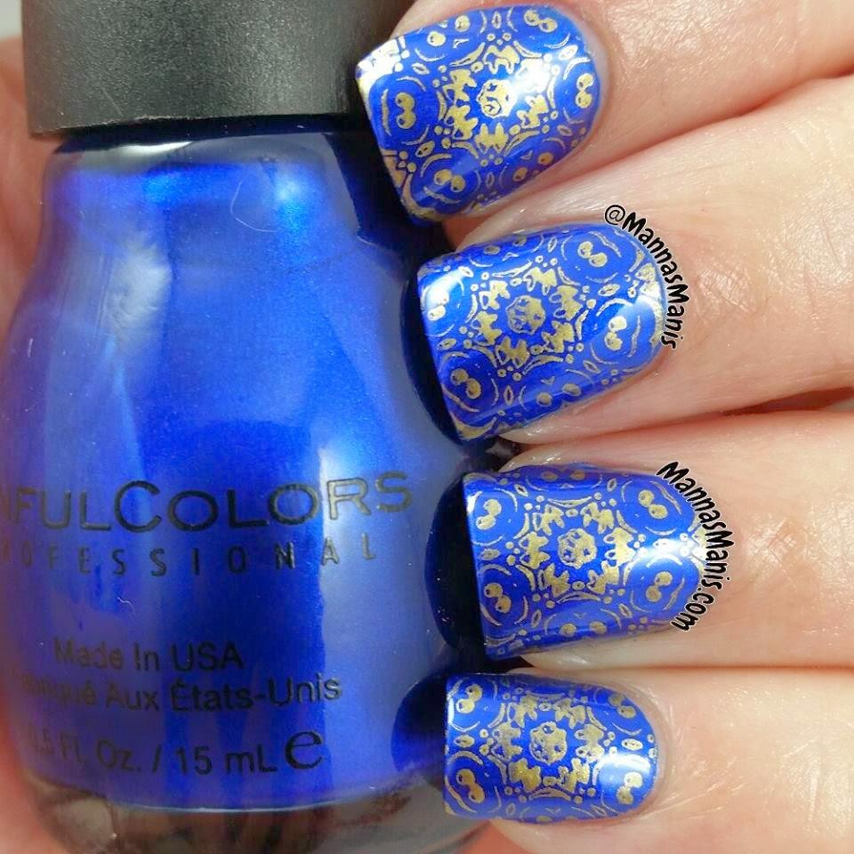 nail art and stamping