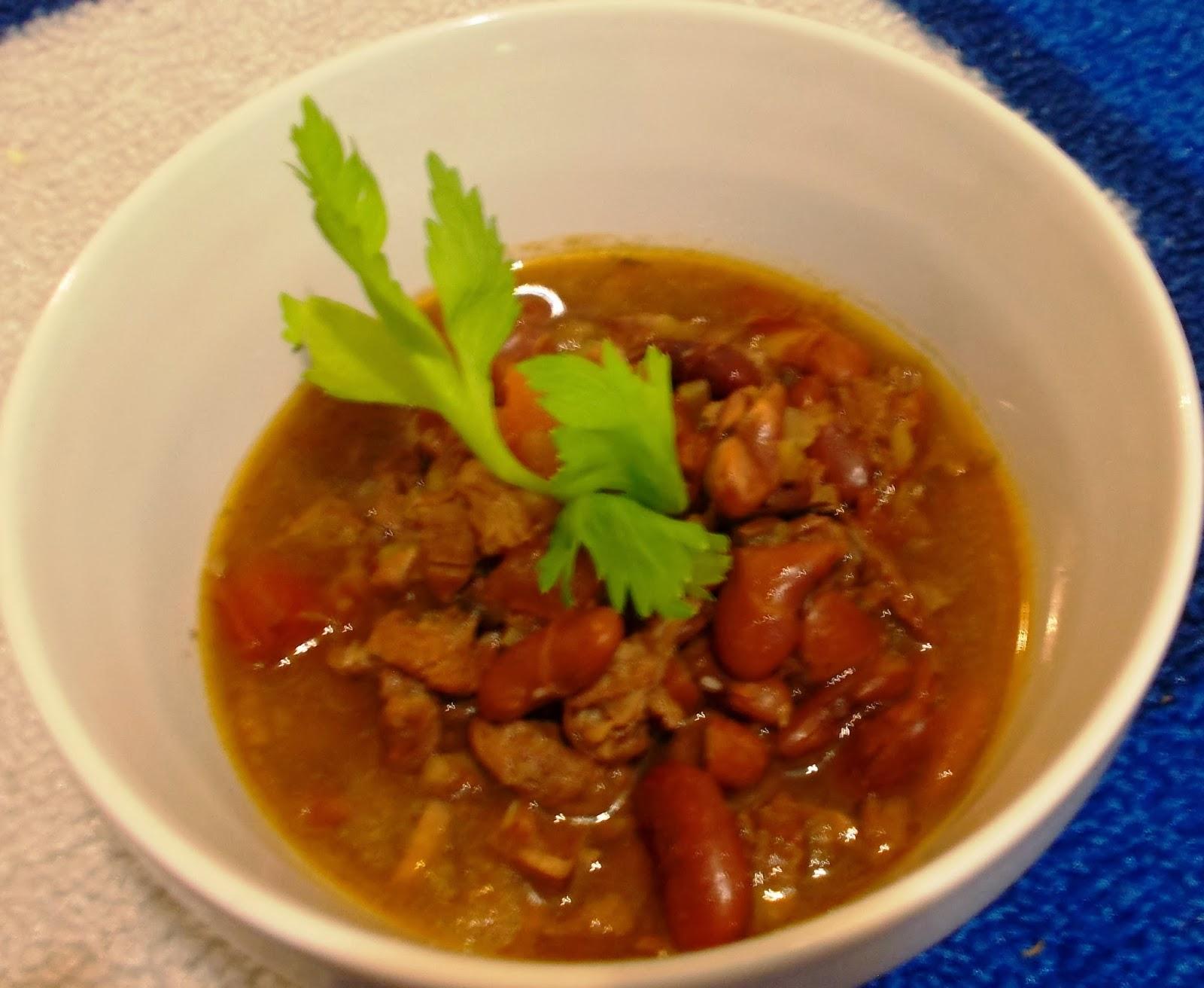Beef Chili Recipes — Dishmaps