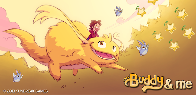 Buddy & Me Apk v1.2.10 + Data Full