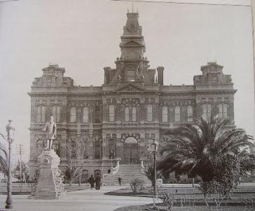 San Jose City Hall 1889-1958