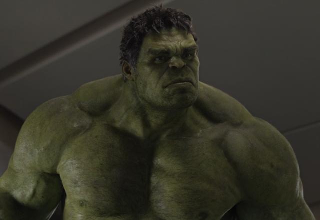 Mark Ruffalo revela que Hulk estaba inicialmente en 'Capitán América: Civil War'