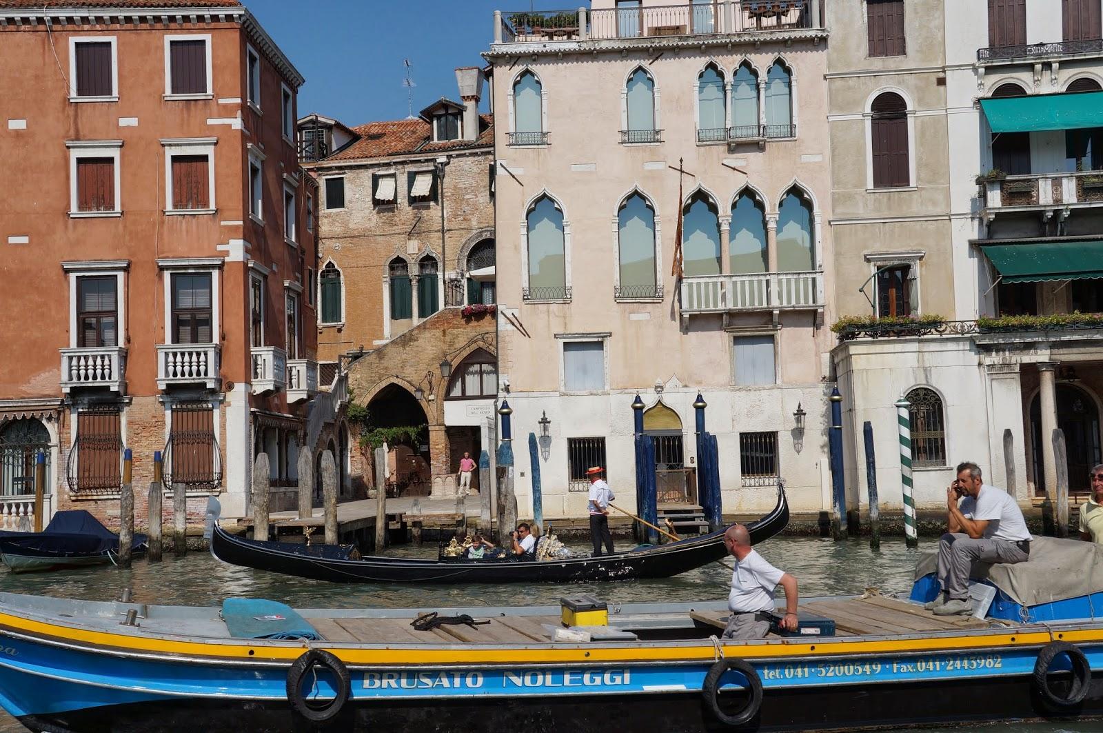 Вода и Венеция