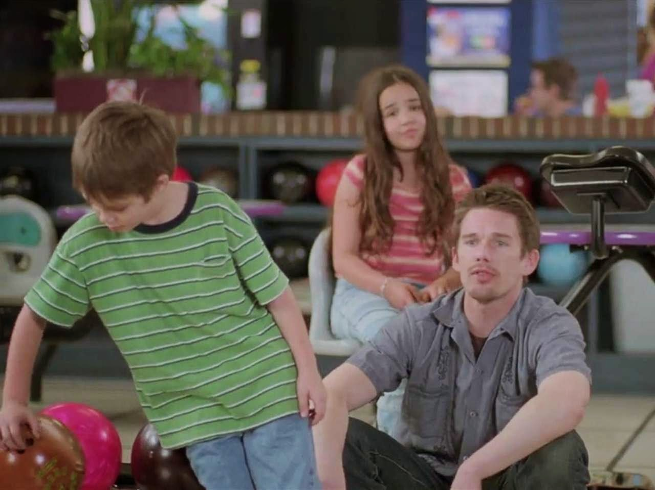 boyhood-ellar coltrane-lorelei linklater-ethan hawke