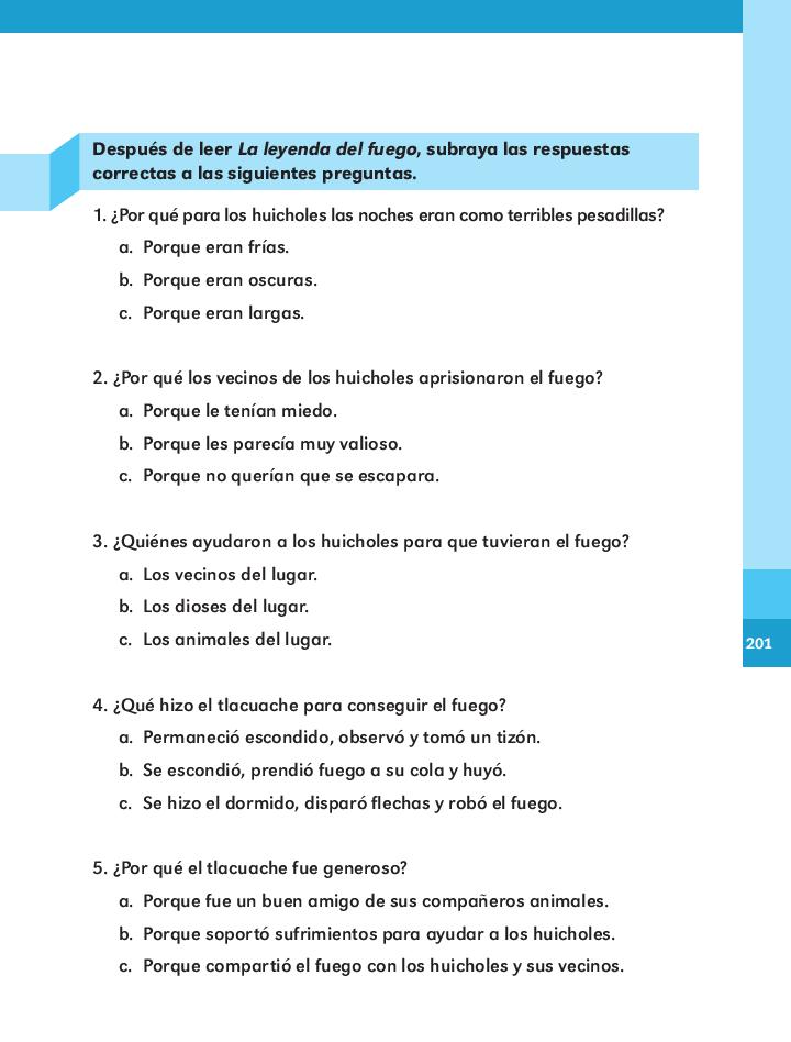 respuestas de tu libro español pagina 200 de qué crees que trata de