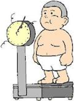 Inggris Perangi Obesitas dengan Kartun