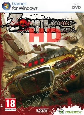 Zombie Driver HD 2012 Full Ripped-pro gamexp