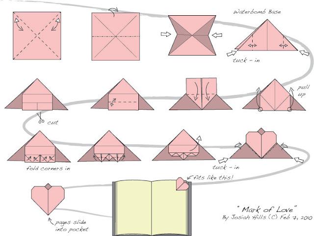 Картинки как сделать из бумаги для лд