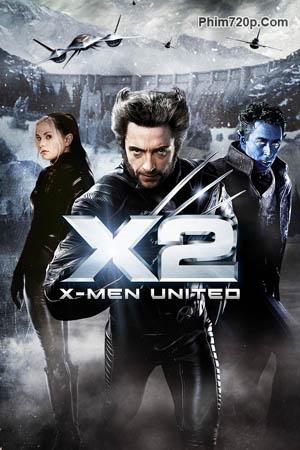 X-men 2 2003 poster