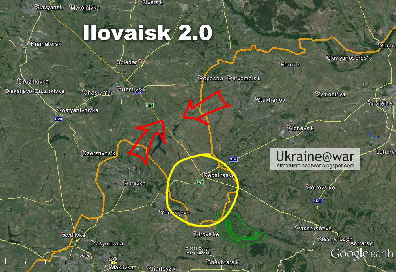 Map Of Debaltseve Map Of Lviv Map Of Uzhhorod Map Of Kharkiv - Uzhhorod map
