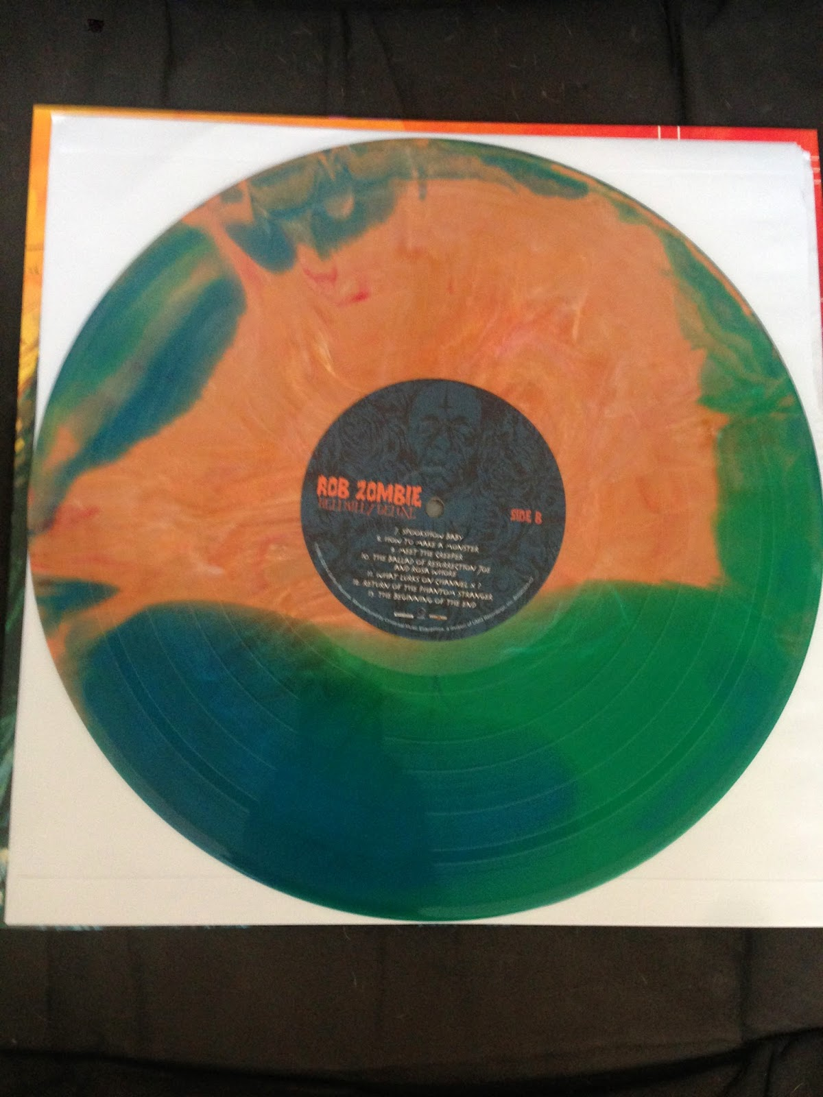 Rob Zombie Hellbilly Deluxe Vinyl Rob Zombie Hellbilly Deluxe
