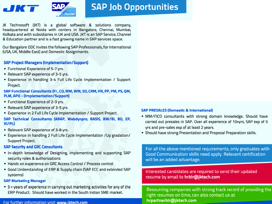sap sd functional consultant resume eur thesis data bank