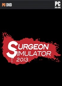 the surgeon simulator 2013 pc game cover Surgeon Simulator 2013 MULTi13 PROPHET