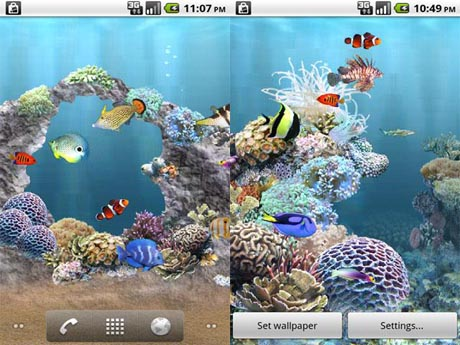 Portable Own: aniPet Aquarium Live Wallpaper v2.4.10, 1 Apk.