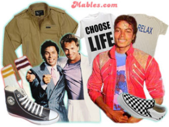 The 80s Fashion For Boys Read more Male Fashion Styles