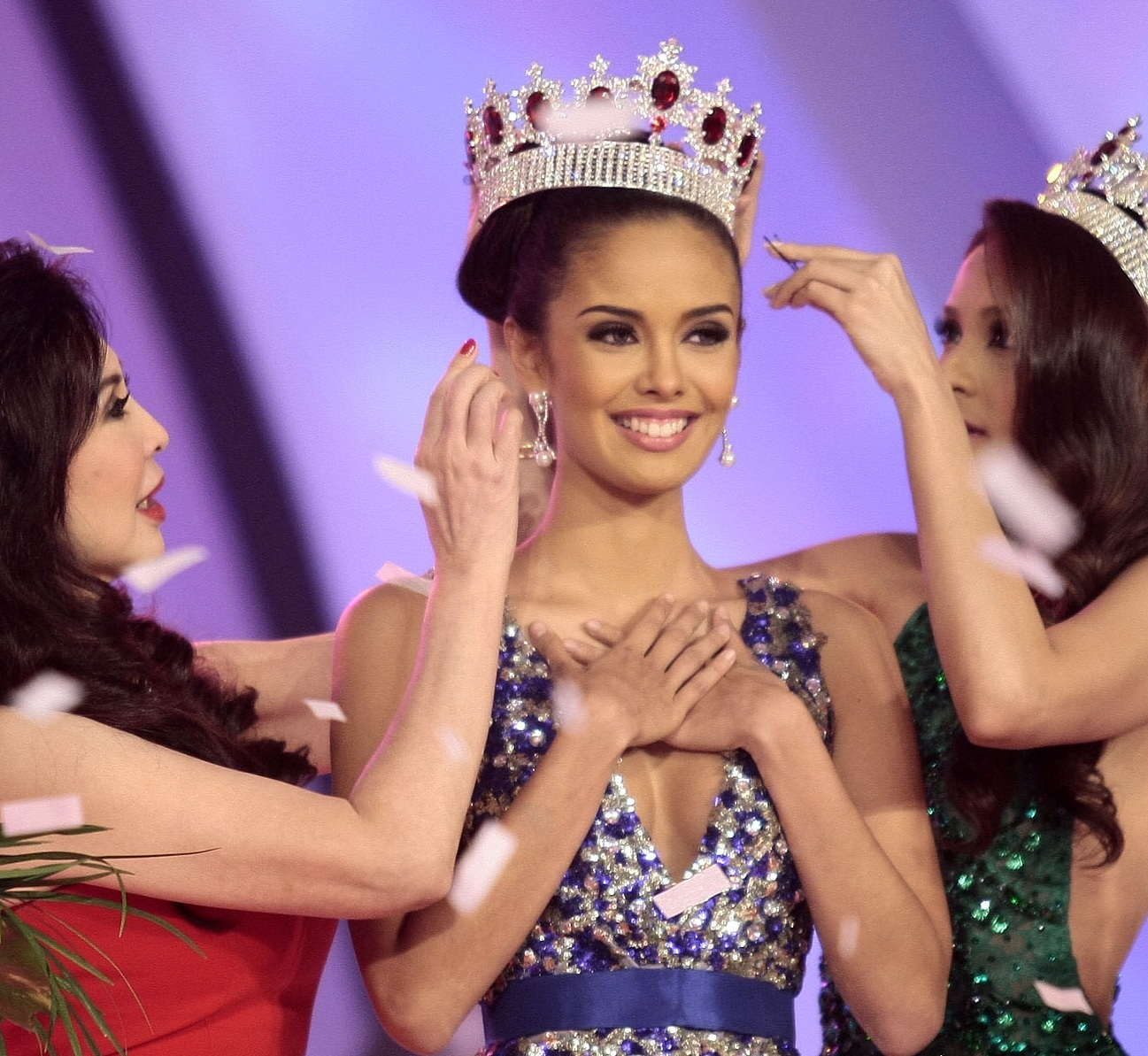 MEGAN YOUNG MISS WORLD PHILIPPINES 2013 s