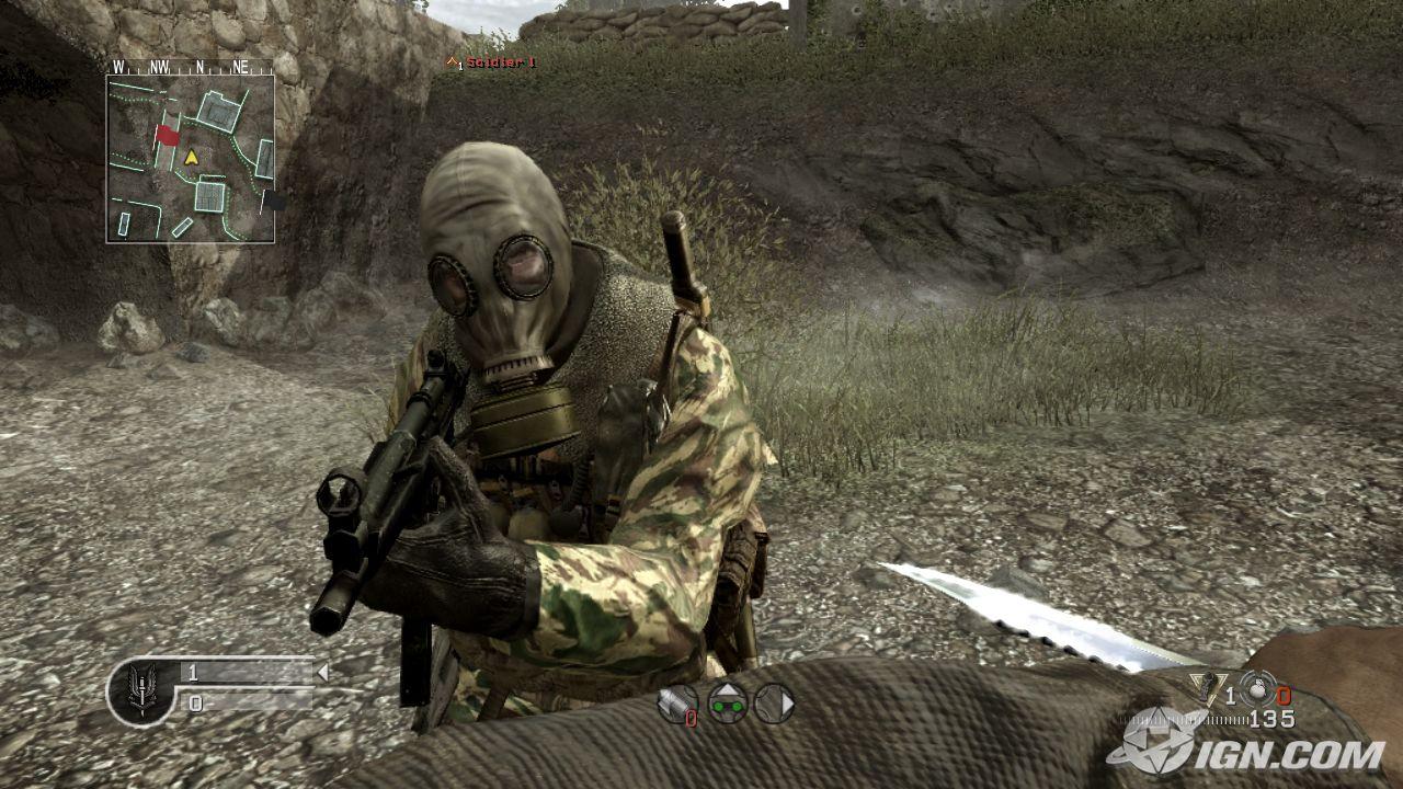 Call of Duty 4 : Modern Warfare (PC Action/War Game ...