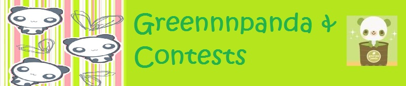 Greennnpanda & Contests