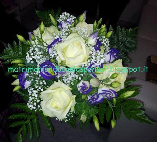 bouquet matrimonio civile sonia e roberto