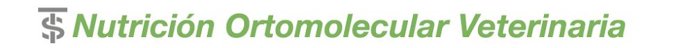 Nutrición Ortomolecular Veterinaria