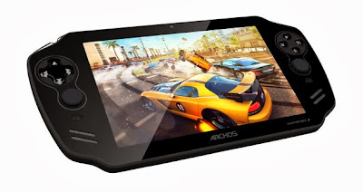 Archos GamePad 2 Tablet: Android gaming tablet with improved display, more memory..!